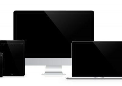computer, laptop, tablet, phone
