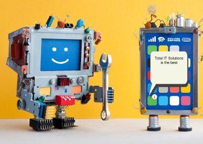 it solutions robots