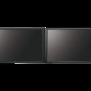 PC monitor x2
